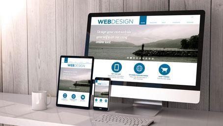 Webdesign responsiv